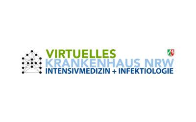 Eine Woche Virtuelles Krankenhaus Nordrhein-Westfalen: hohe Nachfrage nach Telekonsilen zu Covid-19