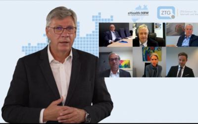 eHealth.NRW: Digitalisierung auf den Weg in das System bringen
