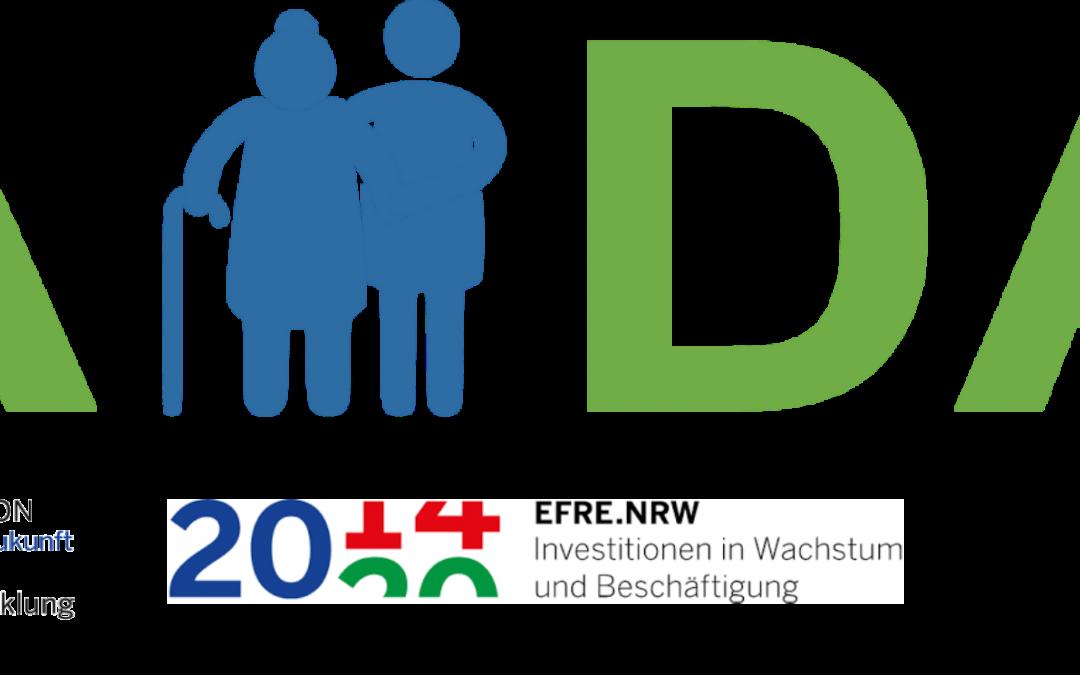 Gute Pflege und Versorgung mit Telemedizin: Projektfilm zu EFRE-Projekt AIDA veröffentlicht