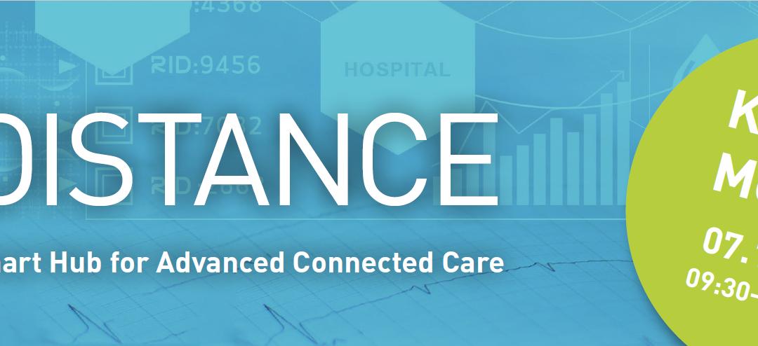 """Projekt """"DISTANCE"""" gestartet: Vorsorge und Therapie nach intensivmedizinischen Behandlungen mittels künstlicher Intelligenz verbessern"""