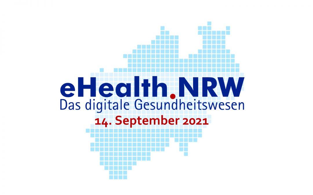 """Optimal versorgt in Nordrhein-Westfalen: Fachkongress """"eHealth.NRW"""" diskutiert Telemonitoring, Virtuelles Krankenhaus NRW und elektronisches Gesundheitsberuferegister"""